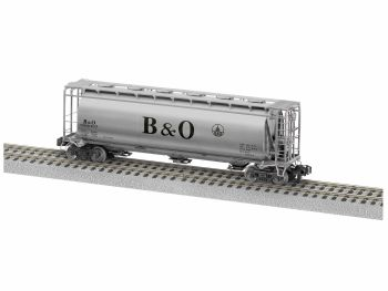 Baltimore & Ohio Cylindrical Hopper #836196