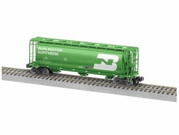 Burlington Northern Cylindrical Hopper #441105
