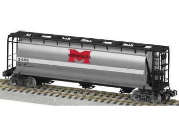 Monogahela NS Heritage S-Scale Cylindrical Hopper