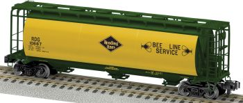 Reading NS Heritage S-Scale Cylindrical Hopper #10867