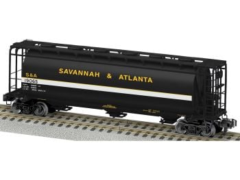 Savannah & Atlanta NS Heritage S-Scale Cylindrical Hopper #19065