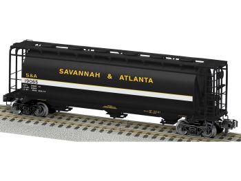 Wabash NS Heritage S-Scale Cylindrical Hopper