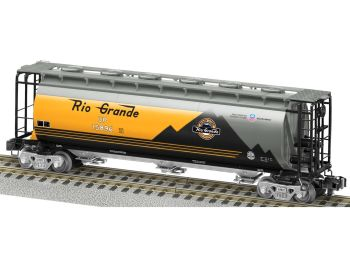 Rio Grande UP Heritage 1/64 Scale Cylindrical Hopper