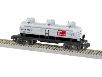Allied Chemical 3 Dome Tankcar #8925