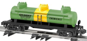 Gilbert Oil Three-Dome Tank Car
