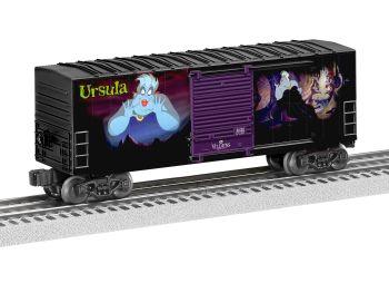 Disney Villains Hi-Cube Boxcar - Ursula