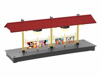 Disney Station Platform