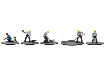 Iron Workers Figure Pack