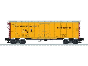 40' Steel Reefer - Fruit Growers Express