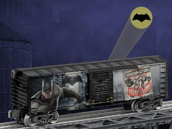 Batman The Dark Knight Boxcar