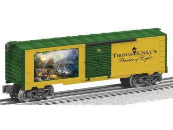 Thomas Kinkade Emerald City Boxcar - Wizard of Oz