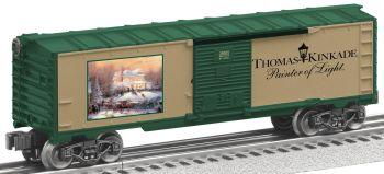 "Thomas Kinkade ""Victorian Christmas"" Boxcar"