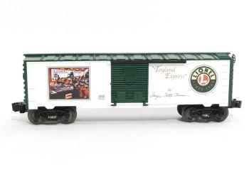 Angela Trotta Thomas Toyland Express Christmas Boxcar