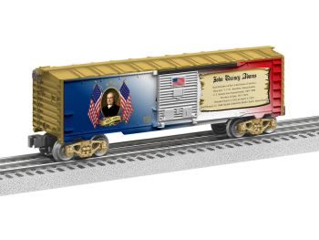 Presidents Boxcar - John Quincy Adams