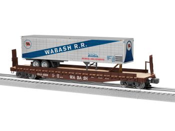 PS-4 with 40' Trailer - Wabash #25535