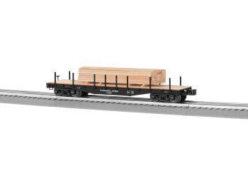40' Flat w/ Lumber Load - Pickering Lumber