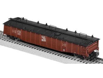"52'-6"" Covered Gondola #145391 - Grand Trunk Western Scale"