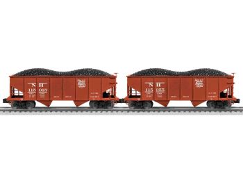 50-ton Twin Hopper 2-Pack - New Haven Scale