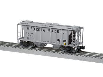 PS-2 Covered Hopper - Georgia Marble #31341