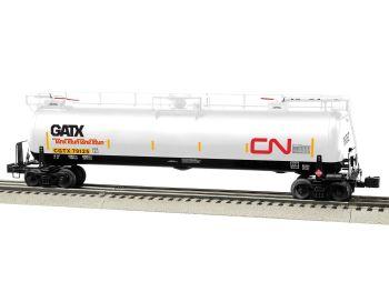 Canadian National TankTrain Intermediate Car #79125