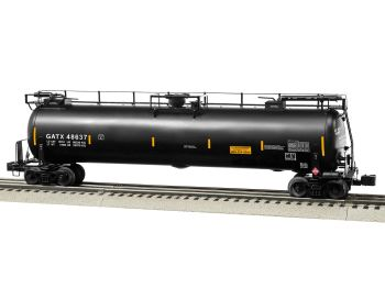 GATX TankTrain Intermediate Car #48637 (black)