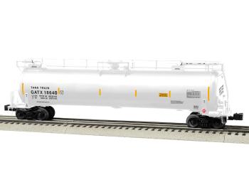 GATX TankTrain Intermediate Car #18640 (white)