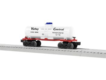 Valley Central Single-Dome Tank Car