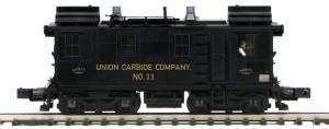 Alco-GE-Ingersol Rand Box Cab Diesel Engine Union Carbide  w/Proto-Sound 3.0 - O Scale Premier