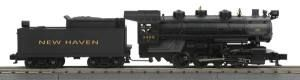 NH 0-8-0 Imperial Steam Engine w/Proto-Sound 3.0
