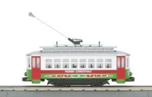 Bump-n-Go Trolley - Christmas