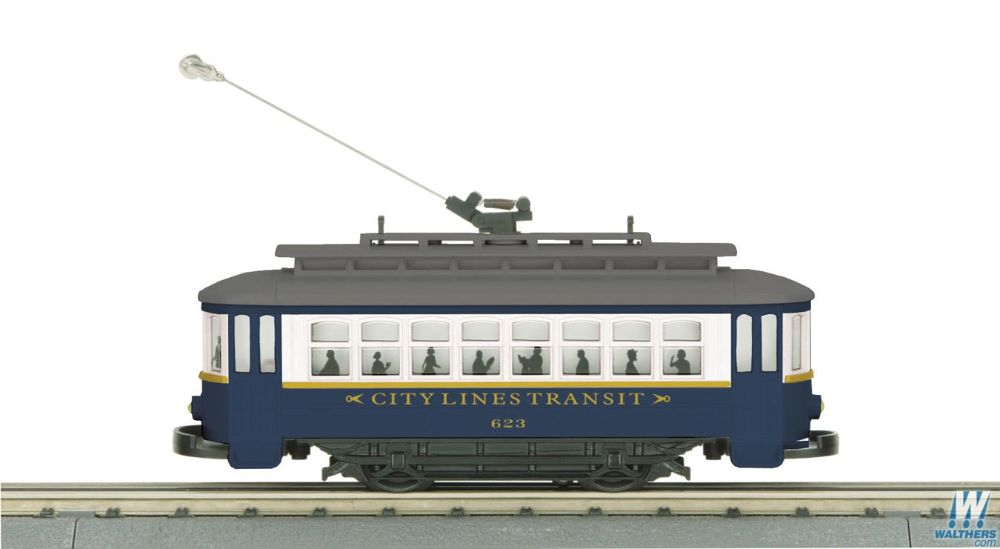 Trams and Street Cars