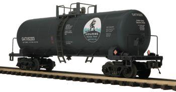 Nourse Motor Oil Tank Car - O Scale Premier