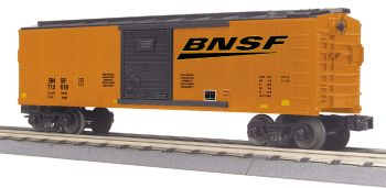 40' Steel BoxCar - BNSF
