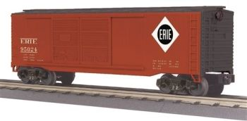 40' Double Door Box Car - Erie