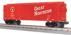 40' Steel BoxCar - Great Northern