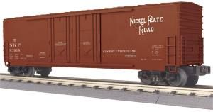 50' Double Door Plugged Boxcar - Nickel Plate Road