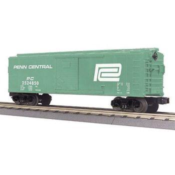 40' Steel BoxCar - Penn Central