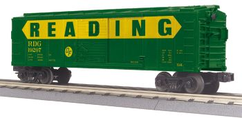 40' Steel BoxCar - Reading