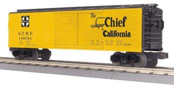 40' Steel BoxCar - Santa Fe