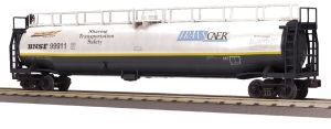 33K Gallon Tank Car - BNSF