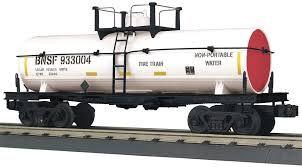 Tank Car - BNSF