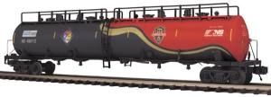 20K Gallon 4-Compartment Tank Car - Norfolk Southern (First Responders ) - O Scale Premier