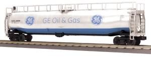 33K Gallon Tank Car - G.E. Oil and Gas