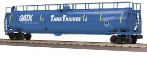 33K Gallon Tank Car - GATX