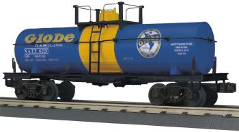Tank Car -  Globe Gasoline
