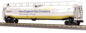 33K Gallon Tank Car - New England Gas Co.