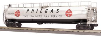 33K Gallon Tank Car - Philgas