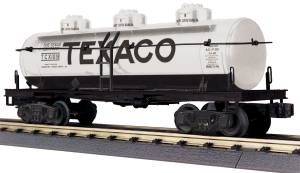 3-Dome Tank Car - Texaco