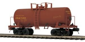 8000 Gallon Tank Car - Union Tank Car Line - O Scale Premier
