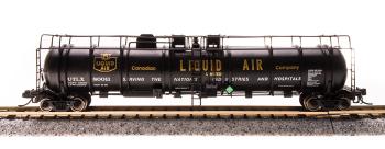 Cryogenic Tank Car Canadian Liquid Air 2pk